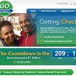 Federal Payments Go Paperless March 1, 2013